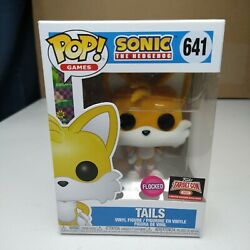 Funko Pop Sonic The Hedgehog 641 Tails Target Con 2021 Exclusive 🔥 In Hand 🔥