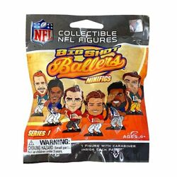 Big Shot Ballers Minifigs Collectible Nfl Figures You Choose