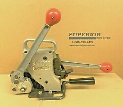 Signode Am-58 Manual Combination Tool For 5/8 Steel Strapping- Demo Tool