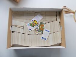 Brooke Bond Tea Cards. Huge Loose Collection. Nearly 3000 Cards. See Pics Below.