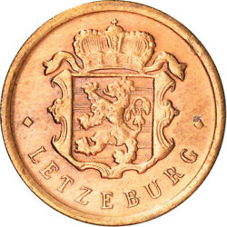 [381621] Coin, Luxembourg, Charlotte, 25 Centimes, 1946, Vf20-25, Bronze