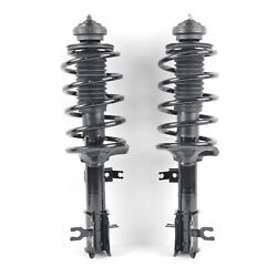 Front Shock Absorber Struts And Spring For 04-12 Chevy Aveo/05-08 Pontiac Wave