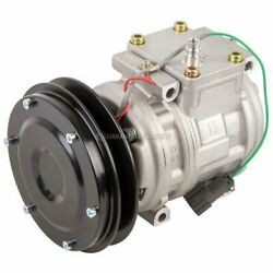 For John Deere Buck 500 500 Auto 500 Ex 500 Ext Ac Compressor And A/c Clutch Csw
