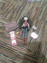 Ever After High----cerise Hood 1st Chapter----doll, Dress, Cape, Boots