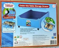 Thomas And Friends Wooden Railway Train Under The Table Storage Drawer