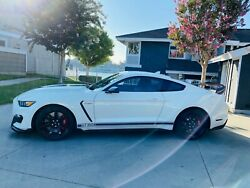 2020 Ford Mustang 2020 Ford Shelby Gt350r Heritage Edition Coupe