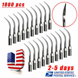 1000 Dental Ultrasonic Scaler Scaling Tips G5 Fit Ems Handpiece Skysea Free-ship
