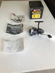Vintage Garcia Mitchell 308 Spinning Reel New In Box Collector Quality