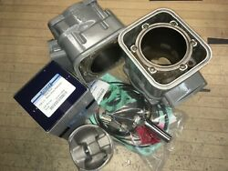 Sea-doo 717/720 Engine Top End Kit W/cylinders Pistonssave 250 W/core Seadoo