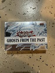 Yugioh Ghosts From The Past Mini Box Contains Three 5-card Packs Factory Sealed