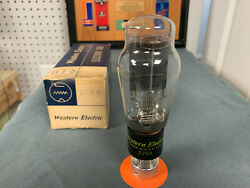Western Electric 275a Triode Tube - Nos - Nib - Amplitrex Tested