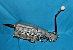 🔥 Rare 59 63 Chevy Impala Ss 409 Hurst Competition 4 Speed Shifter Bw T-10