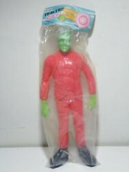 Vintage Rare 1960s Herman Munster Blow Mold The Munsters Toy Figure