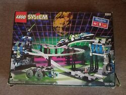 Lego Systems Space Unitron Monorail Transport Base 6991