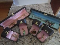 Lot Juicy Couture Charms Bracelets And Charms