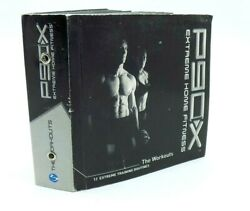 P90x Extreme Home Fitness -12 Workouts Plus How To Bring It 13 Dvd Set