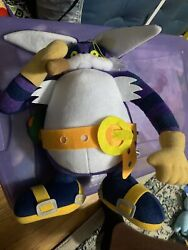 Ge Animation Great Eastern Ge-52647 Sonic The Hedgehog Big The Cat 15and039 Plush