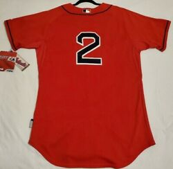 Authentic Majestic 52 2xl Boston Red Sox Xander Bogaerts Cool Base Jersey