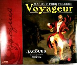 Manitou 16 Scale Voyageur And039jacquesand039 Corps Of Discovery Mf-200501