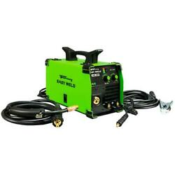 Forney Multi Process Welder 140 Amp Stick Mig Dc Tig Electric Easy-to-use