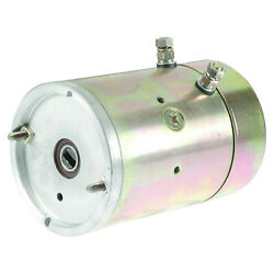 New Meyer Snow Plow Motor New W/double Ball Bearings Best Quality 15829 15841