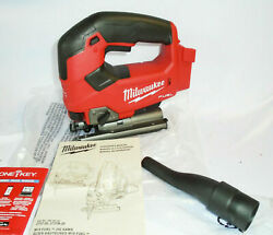 Milwaukee 2737-20 M18 Fuel 18-volt Lith-ion Brushless Cordless Jigsaw Tool-only