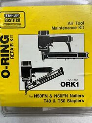 Bostitch Ork1 O-ring Repair Kit For N50fn N60fn Nailers And T40 And T50 Staplers