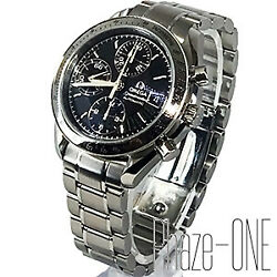 Secondhand Correspondence Omega Speedmaster Date Automatic Winding Mens