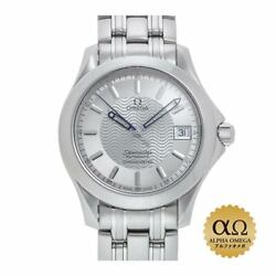 Omega Seamaster 120m Chronometer Ref.2501.31 Steel Silver Dial 2006 Number 804