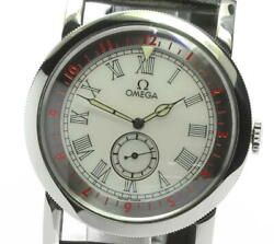 Omega Pilotand039s Watch 516.13.41.10.05.001 Automatic Mens Secondhand