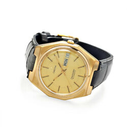 Omega 1970 Seamaster Day-date Ref.166.0260
