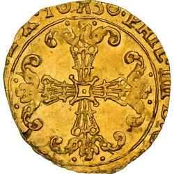 [971165] Coin Spanish Netherlands Tournai Philip Iv Couronne Dand039or 1630