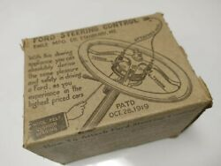 Nos In The Box Model T Ford Steering Control Accessory