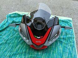 2021+ Aprilia Tuono 660 Oem Headlight Assembly With Fairing/signals Complete