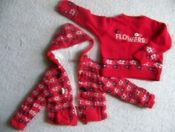 warm toddler clothes for Fall and Winter 2T 3T $13.00