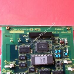 A20b-2000-0591/02a Fanuc Teach Pendant Board Used Test In Good Condition S