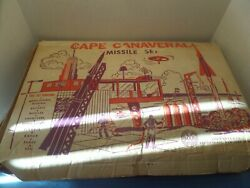 Marx Cape Canaveral Missle Playset 4526