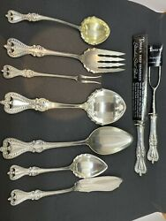 Towle Old Colonial Sterling Silver Serving Set