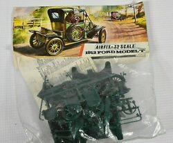 1968 Vintage Airfix Bagged Model Kit 1912 Ford Model T Car 132 Scale