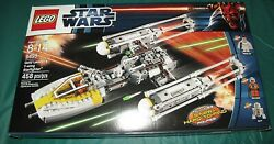 Star Wars Lego 9495 Andndash Gold Leaderandrsquos Y-wing Starfighter New In Sealed Box