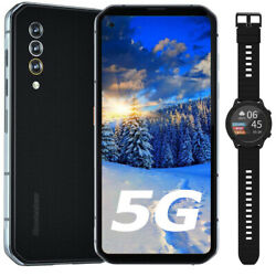 Bl6000pro(preferential X5 )8gb+256gb 5g Cell Phone Android 10.0 5280mah Unlocked
