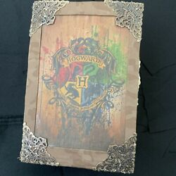 Handmade Harry Potter Theme Junk Journal Collectible Journal Luxury Edition