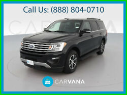 2019 Ford Expedition Xlt Sport Utility 4d Dual Power Seats Towing Pkg Dual Air Bags Running Boards Traction Control Abs