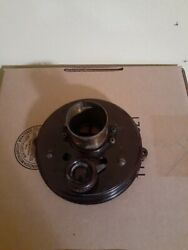 Atwater Kent 4500 Tube Socket With Rheostat Tests Good