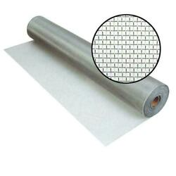 Phifer 72 In X 100 Ft Tube Roll Aluminum Screen Insect Protection Window Door