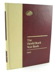 The World Book Encyclopedia Yearbook Events Of 1983 Hardcover 1984