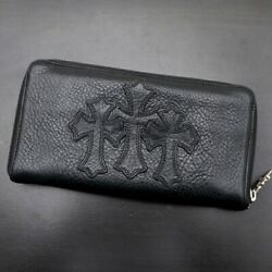 Chrome Hearts Chromehearts With Warranty Letter Cemetery Cross Patch Wreck