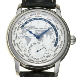 Frederique Constant World Timer Manufacture World Limited 1888 Menand39s Watch
