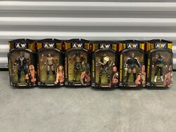 All Elite Wrestling AEW Unrivaled Series 5 Complete Set Jungle Moxley Page SCU