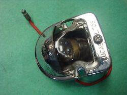 5a7000 Jaguar Series 1 Xke Etype License Lamp